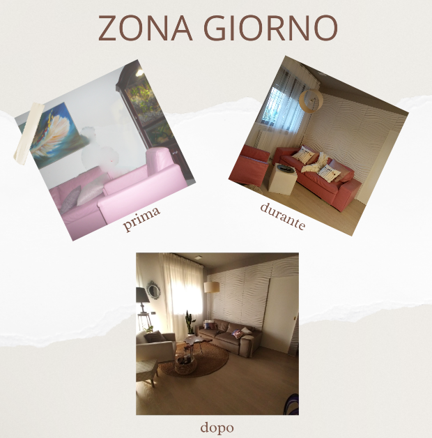relooking zona giorno